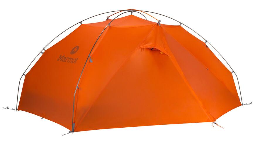 Marmot Miwok 3P tent oranje